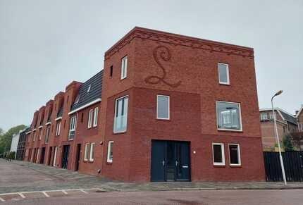 8 woningen Lampe Kwartier Sneek nieuwbouw