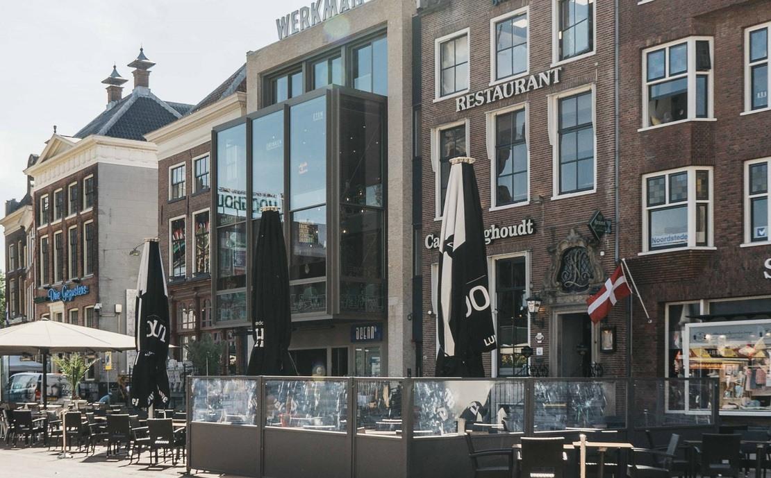 Grote Markt 41 Groningen verbouw