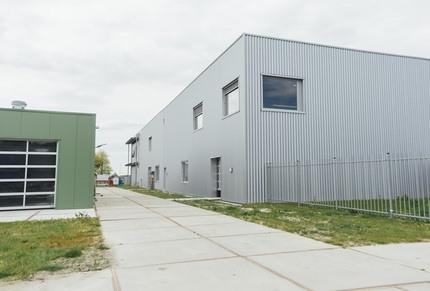 Onderwijsgebouw ZAP2 Groningen nieuwbouw