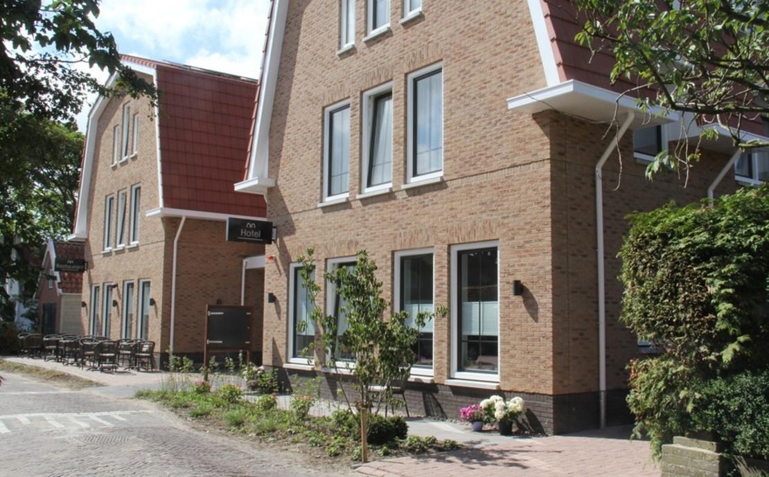 Hotel Molenzicht Ameland vervangende nieuwbouw