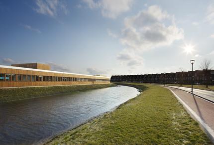 Nieuwbouw brede school Reitdiep Groningen