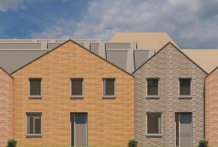 35 woningen Loppersum nieuwbouw
