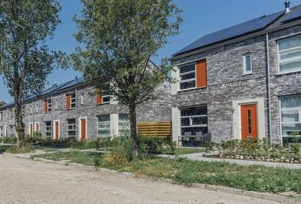 110 + 38 woningen Plan Zuid Harlingen
