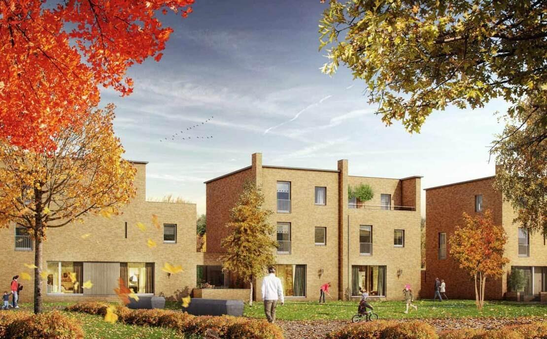 Engelse Park Groningen woningbouw