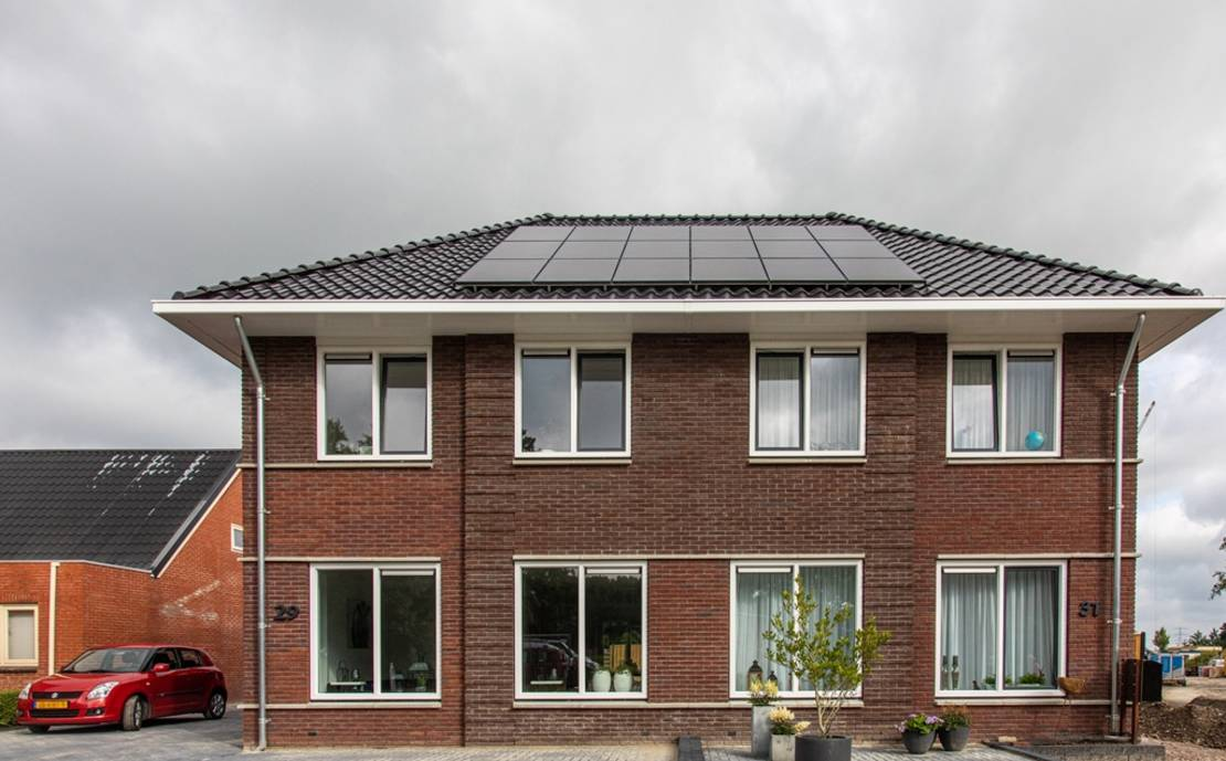 16 woningen 't Zandt vervangende nieuwbouw