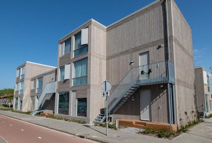 Cubestee Eindhoven nieuwbouw