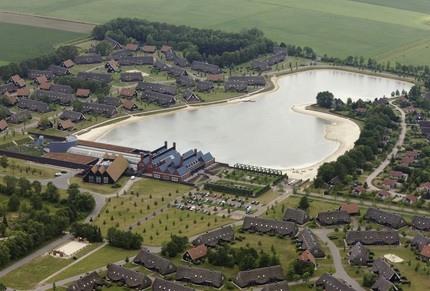 Recreatiewoningen Hof van Saksen Nieuwbouw