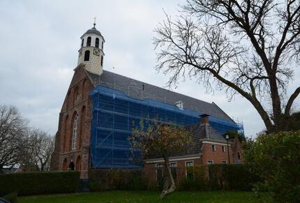 Kloosterkerk van Ten Boer monumentenonderhoud