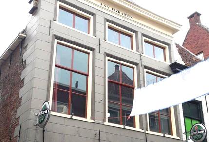 Peperstraat Groningen verbouw en herstel