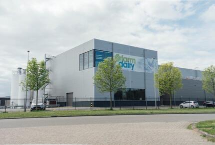 Farm Dairy Lelystad uitbreiding