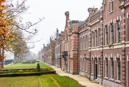 Johan Willem Friso kazerne Assen restauratie