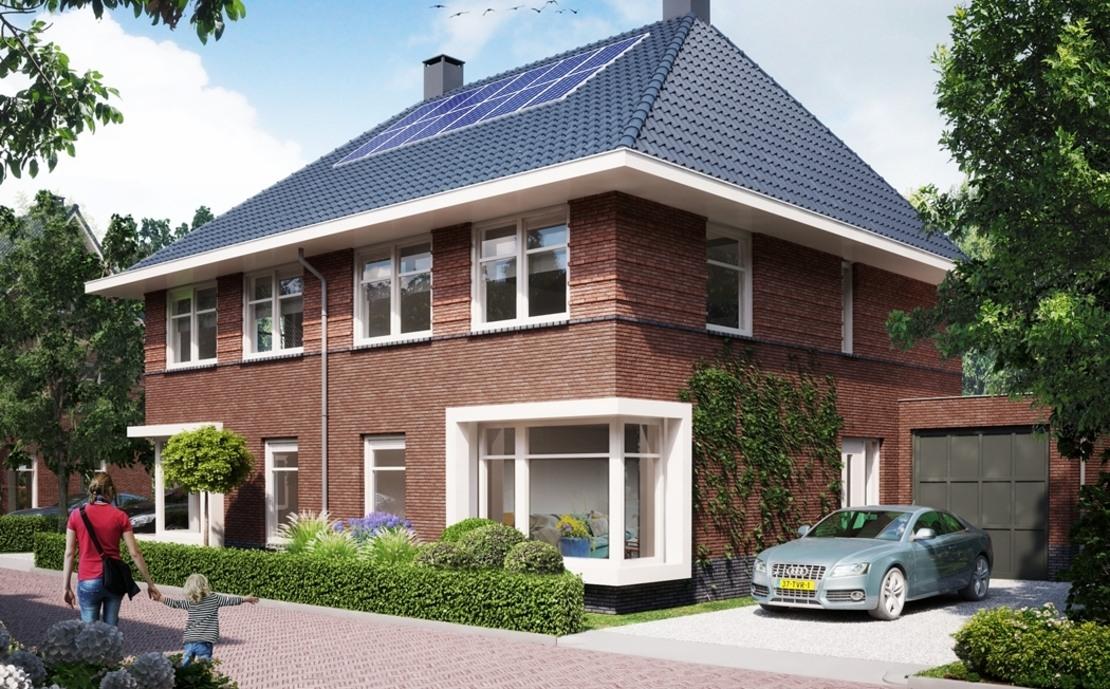 5 woningen Hartenvijf Soest woningbouw