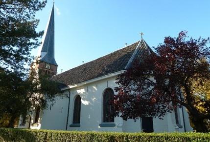 Restauratie dak Hervormde Kerk Zuidhorn