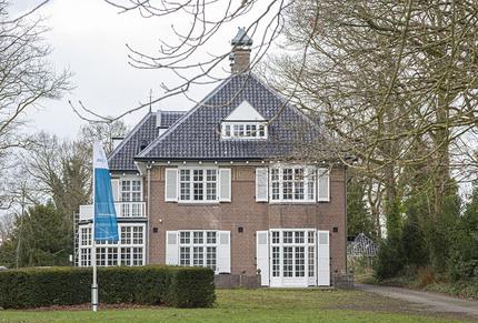 Villa Woudoord Heerenveen restauratie