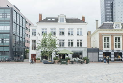 La Place Zaailand Leeuwarden transformatie