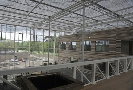 Christelijke Hogeschool Aeres Dronten nieuwbouw