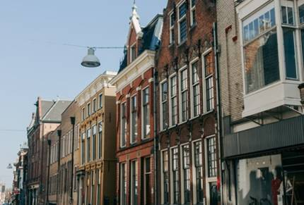 Drie monumentale panden Groningen Restauratie