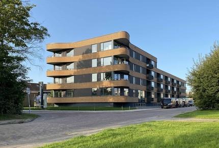 27 appartementen Geau Veste Sneek woningbouw