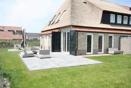 3 luxe recreatiewoningen Buren (Ameland) nieuwbouw