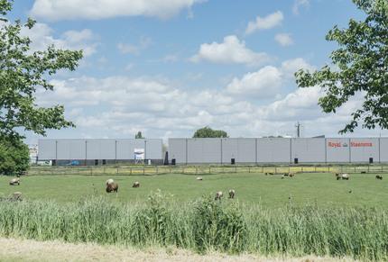 Uitbreiding Royal Steensma Franeker nieuwbouw