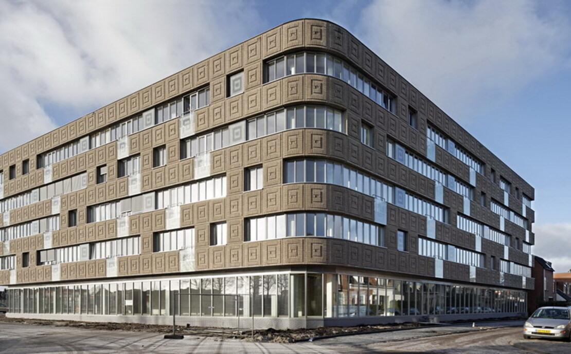 Appartementencomplex Bloemsingel Groningen