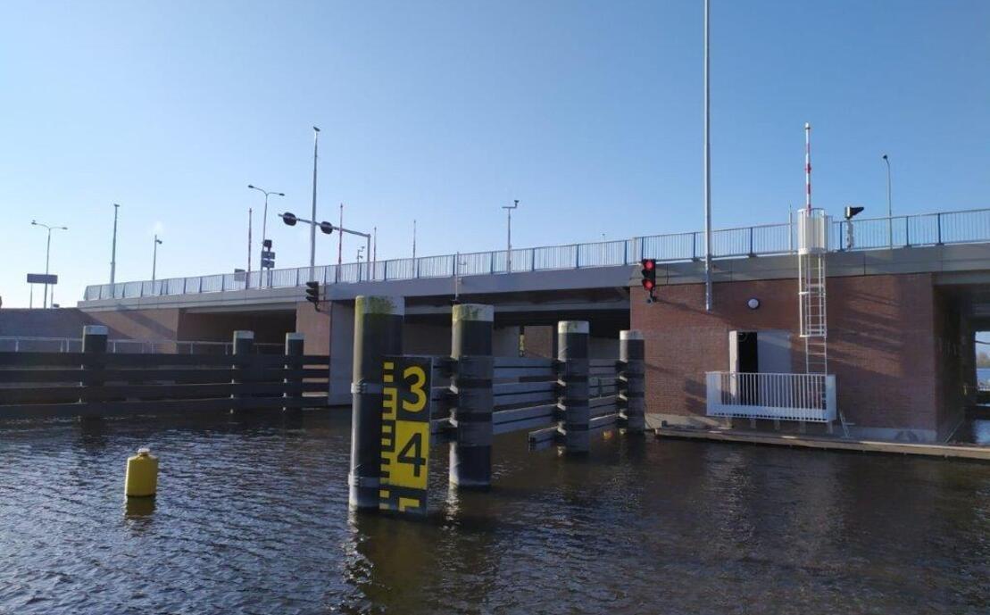 Leeghwaterbrug Alkmaar Renovatie