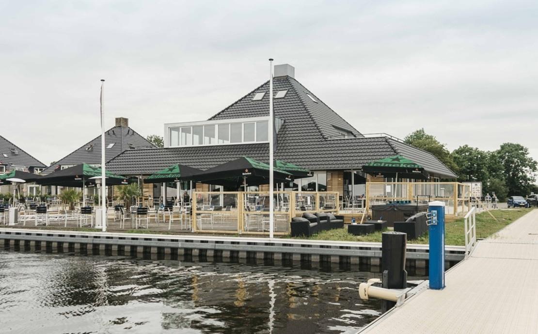 Woontorens + restaurant De Potten Sneek vernieuwbouw