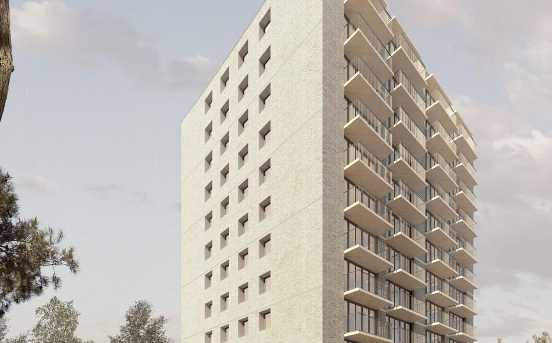82 appartementen Almere Duin