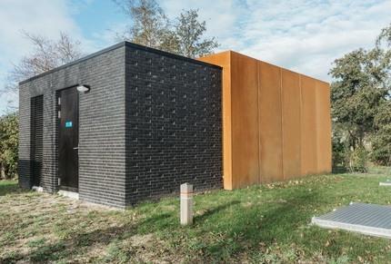 Boostergemaal Hoorn nieuwbouw