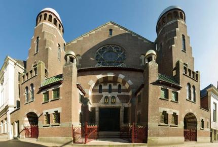 Synagoge Groningen interne verbouwing