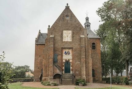 Kerk Harkstede interne restauratie
