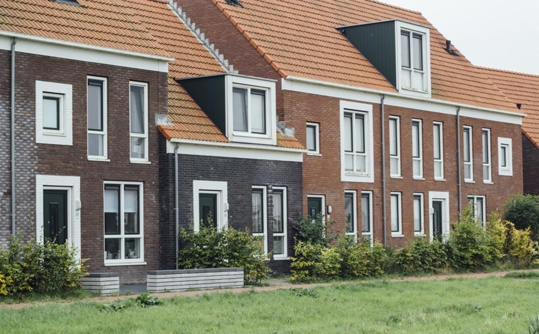 12 woningen Lommerrijk Techum nieuwbouw