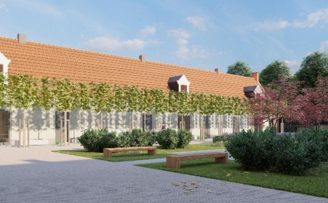 Statig wonen op Buitengoed Kingmastate Franeker
