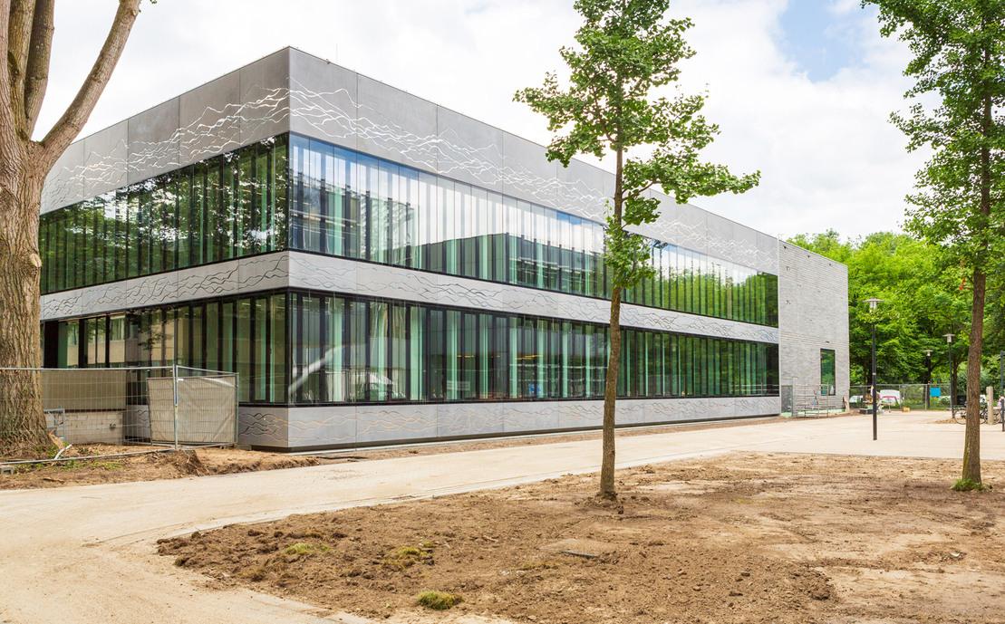 Earth Simulation Lab Utrecht renovatie
