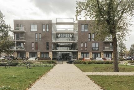 58 woningen Hart van Wierden Almere woningbouw