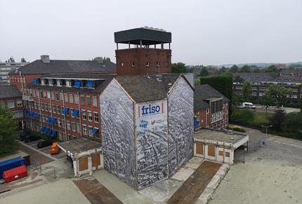 Triadegebouw UMCG Groningen