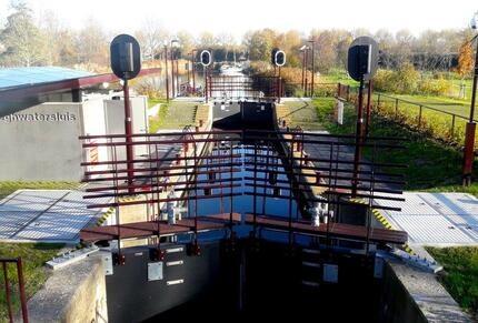 Leeghwatersluis Almere Renovatie