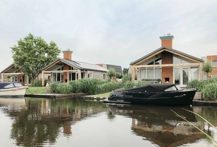Recreatiepark Tusken de Marren Akkrum Uitbreiding