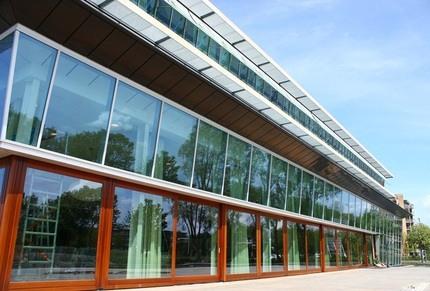 Centraal kantoor HHNK Heerhugowaard nieuwbouw