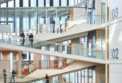 Energy Academy Groningen nieuwbouw