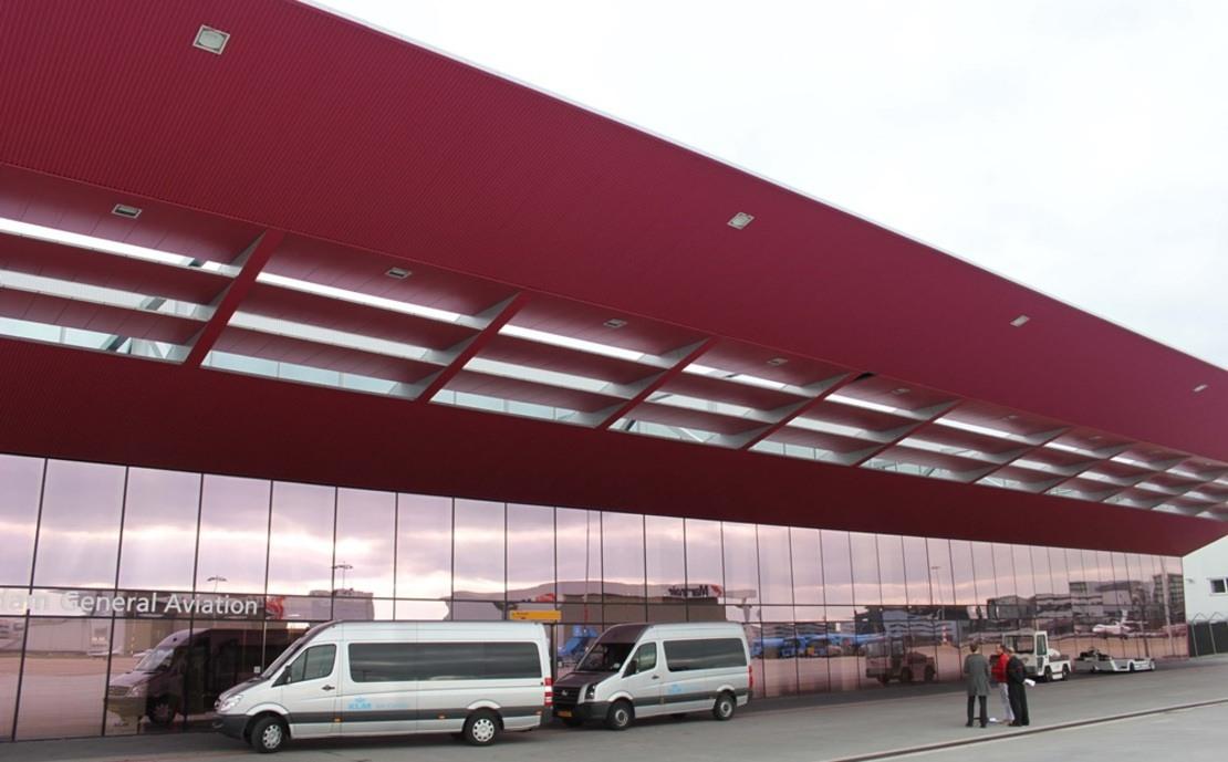 GA Terminal Schiphol nieuwbouw