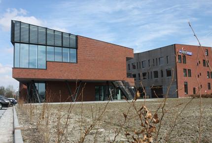 Horeca afdeling ROC Friese Poort Sneek nieuwbouw