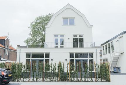 Appartementen Middenweg Amsterdam woningbouw