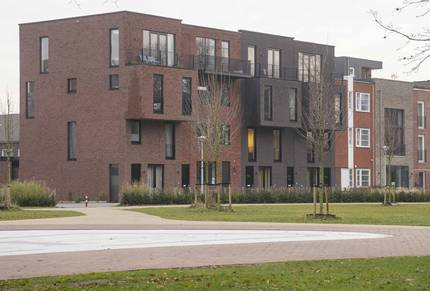 10 appartementen Schepenlaan Amsterdam nieuwbouw