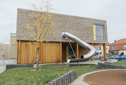 Basisschool De Sterrenschool Hilversum nieuwbouw