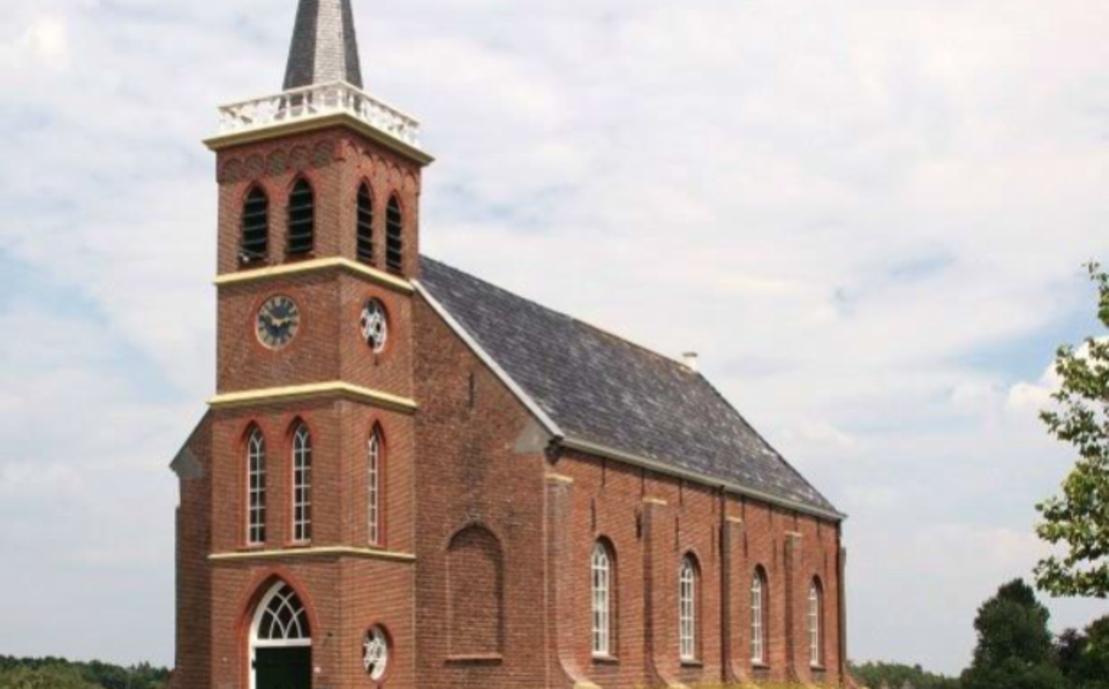 Restauratie kerk Kropswolde