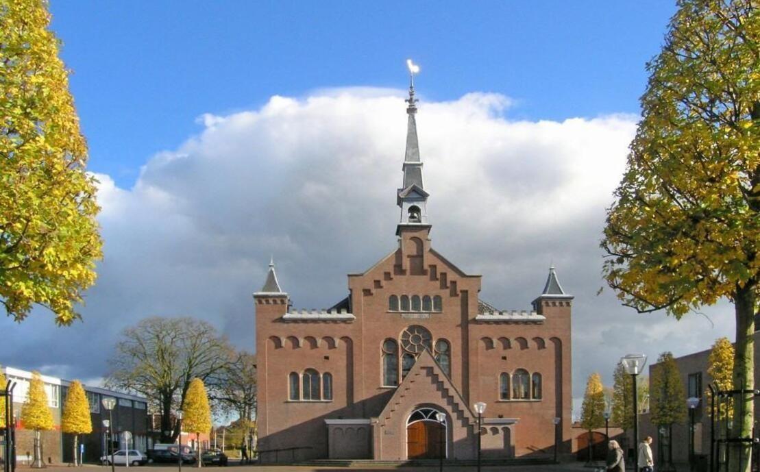 Hoofdstraatkerk Hoogeveen restauratie