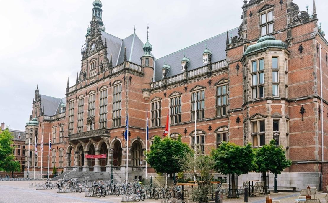 RuG academiegebouw restauratie