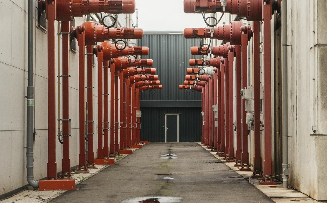 HVC Digister Middenmeer industriebouw