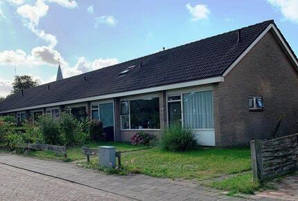 25 woningen Terschelling onderhoud